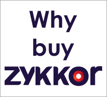 Why buy Zykkor